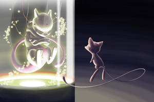 The Mewtwo family by Zerochan923600