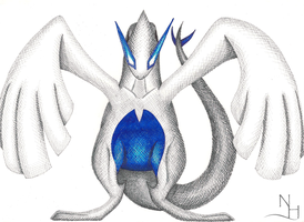 Lugia by SonARTic