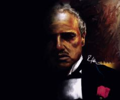 Godfather by SuperFFC