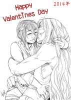 VDay2014 by Arai-Hime