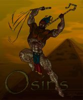Osiris by Scadilla
