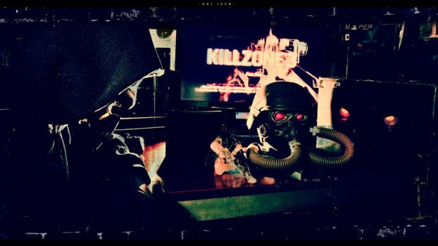 Killzone 3 Helghast Edition by The-Soul