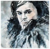Jon Snow by MachoniolaPospolita