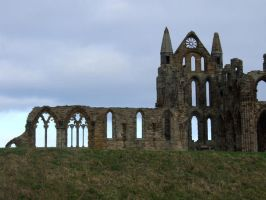 Whitby Abby 4 by TimeWizardStock