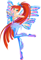 winx bloom sirenix by Forgotten-By-Gods