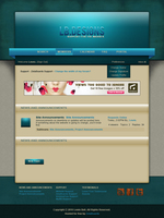 LB Designs Forum Theme 1 by LewisBell
