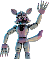 Sister Location - Funtme Foxy by Toasted912