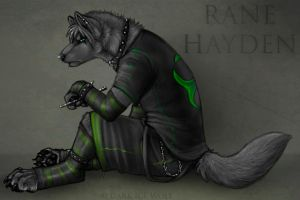 Rane Revamp by DarkIceWolf