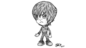 Noctis Chibi by sonicJKevin