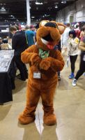 Scooby-Doo by sentinel28a