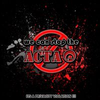 anti ACTA Publish by Daske-san