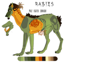 Rabies reference sheet by rottingseams