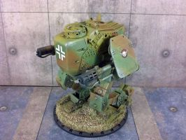 Axis Flamm-Luther for Dust by MRex21
