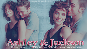 Ashley and Jackson by franzi303