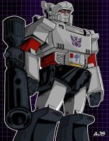 Megatron 01 by AJSabino