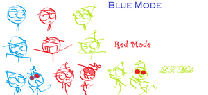 DickFigures-Mode by Mie078