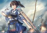 KanColle - Kaga by Coffee-Straw-LuZi