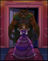 Beauty And The Beast by PRATT-FACE
