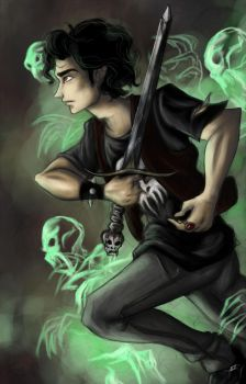 Son of Hades by TottieWoodstock