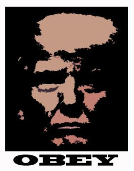 Obey trump by oi101