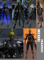 CoH Toon Collage 04 by Jaguard