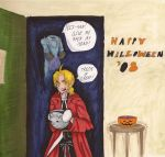 Happy Halloween '08 from FMA by Omicheese