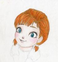 Little Anna by TheRookieCookie