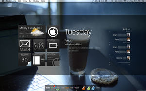 osx with windows 7 phone UI by mgrimace