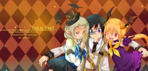 DN: Trick or Treat by Toriichi