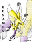 .:.RENAMON.:. by Reagan700