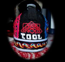 Tool shoe Back by mandykat