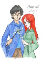 James and Lily by Minos336