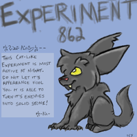 Experiment 862 by Icy-Kat