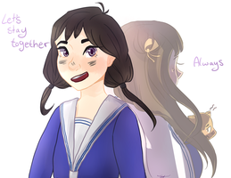 Fruits Basket Another by TheCrystalWolf100