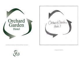 Orchard Garden Logo 1 by Fawkes881