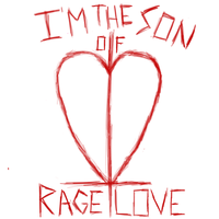 Rage and Love by ParkaarJay