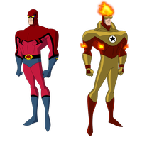 Request: Scarlet Scarab and Golden Torch by Bobkitty23