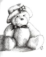 Paddington Bear by Angels-Little-Chii
