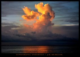 Towering Inferno by JR-Burgos