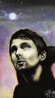 Matthew Bellamy by Myrinihanna