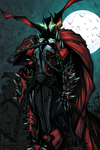 Spawn COLOR WIP 03 by RobDuenas