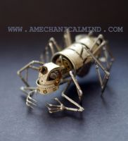 Watch Parts Creature Creeper by AMechanicalMind