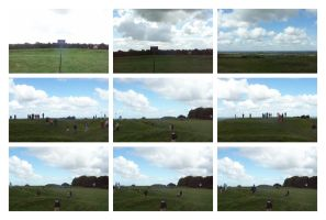 Hill of Tara Montage by Akamar