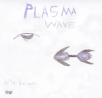 Plasma Wave by FiretrontheHedgehog