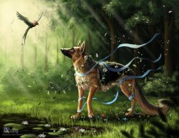 Centary - Spirit of Forest by Azany