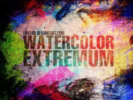 Free WaterColor EXTREMUM by Designslots