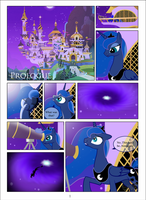 MLP: IvH page 1 by AppleStixTime