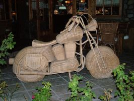motorcycle by 57Dome