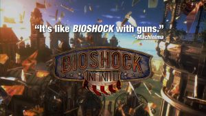 Bioshock w/ Guns by Saber-Cow