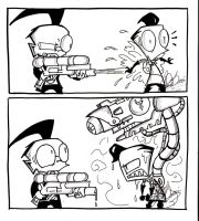 squirt gun of Doom by jackfreak1994